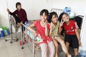 29 trường tiểu học tại Ninh Thuận dừng tiếp nhận sữa tặng