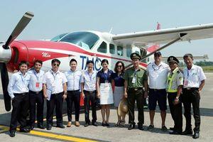 Khai trương đường bay Đà Nẵng - Huế