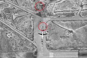 Chuyến bay bất thường của máy bay vận tải Nga An-124 tới Syria
