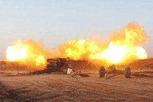 Syria: Phiến quân bất ngờ nã rocket, tấn công đầu não của Nga