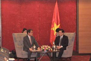 Đẩy mạnh hợp tác toàn diện giữa Nghệ An - Nhật Bản