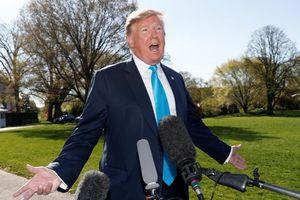 Tổng thống Trump: Điều tra sự can thiệp của Nga là một 'cuộc đảo chính'