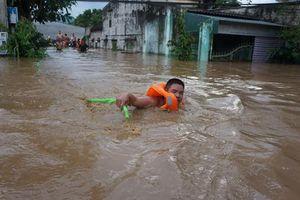 Dũng cảm cứu 5 em nhỏ bị đuối nước
