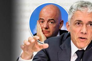 Chủ tịch FIFA bị điều tra, kế hoạch tăng 48 đội ở World Cup 2022 lung lay