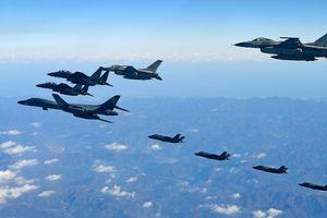 Mỹ - Hàn tập trận, Triều Tiên dọa đáp trả quân sự 'tương xứng'