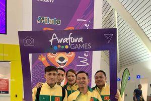 Đoàn thể thao Việt Nam quyết tạo ấn tượng tại đại hội Arafura 2019