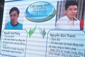 Thanh Hóa: Bắt thêm 4 đối tượng của tập đoàn tín dụng đen Nam Long