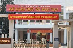 Chánh thanh tra Sở ở Sơn La không được tham gia hoạt động thi năm 2019