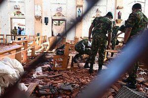 Thêm nhiều vụ nổ bom rung chuyển Sri Lanka
