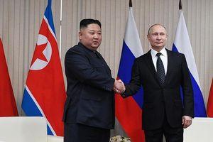 Thượng đỉnh Nga-Triều: Ông Putin bất ngờ lên tiếng về bầu cử Tổng thống Ukraine