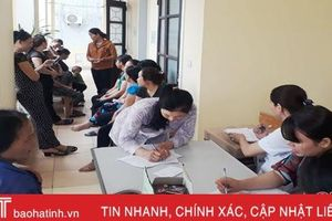 TP Hà Tĩnh hoàn thành chiến dịch chăm sóc SKSS đợt I/2019