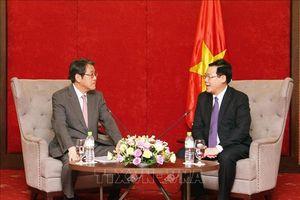 Tháo gỡ vướng mắc cho các nhà đầu tư Nhật Bản tại Việt Nam