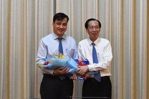 Ông Lê Hòa Bình làm Giám đốc Sở Xây dựng TP Hồ Chí Minh