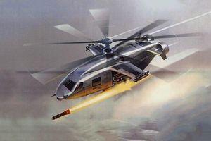 Quân đội Mỹ đẩy nhanh tiến độ phát triển trực thăng tấn công tương lai
