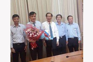 Ông Lê Hòa Bình làm tân Giám đốc Sở Xây dựng TPHCM