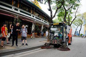 Để phố phường Hà Nội luôn sạch: Urenco sẽ kiên trì và quyết liệt