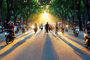 Ngày 26/4: Đông Bắc Bộ và Bắc Trung Bộ chấm dứt nắng nóng