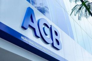 ACB: Lãi trước thuế quý I/2019 tăng 14,5% lên trên 1.700 tỷ đồng nhờ hoàn nhập dự phòng