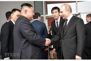 Chủ tịch Kim Jong-un mời Tổng thống Nga Putin thăm Triều Tiên