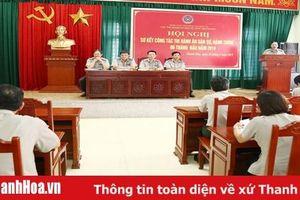 Tiếp tục thực hiện tốt công tác thi hành án dân sự