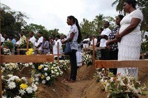 Sri Lanka đính chính số người thiệt mạng trong loạt vụ đánh bom khủng bố