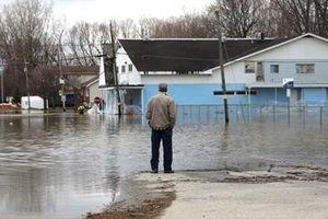 Thủ đô Canada kêu cứu vì ngập lụt kéo dài