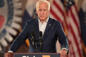 Joe Biden định hình lại cuộc đua vào Nhà Trắng của đảng Dân chủ