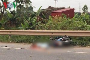 Hải Dương: Tai nạn giao thông làm 1 người tử vong