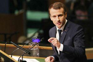 Bước đi thiện chí của Tổng thống Pháp