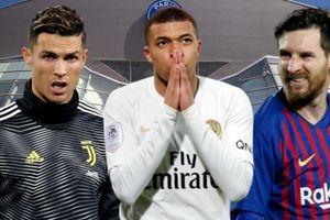 Ronaldo, Messi thua xa Mbappe ở tuổi 21