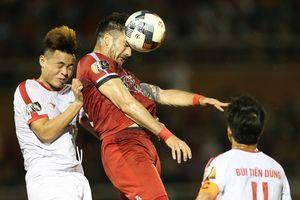 Vòng 7 V.League: Trận cầu tâm điểm Hà Nội và TP.HCM