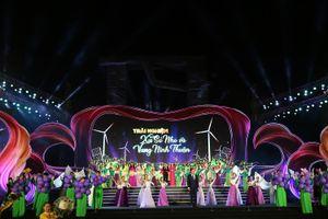 'Trải nghiệm xứ sở Nho và Vang Ninh Thuận'