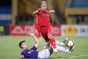 Vòng 7 V-League 2019: 'Chung kết xuôi' trên sân Hàng Đẫy