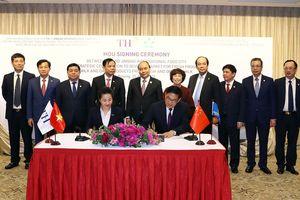 TH ký hợp tác chiến lược tiêu thụ sản phẩm ở thị trường Trung Quốc