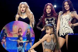 Black Pink bị nghi hát nhép trong concert riêng