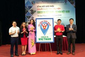 Khám phá địa danh, văn hóa cùng 'Check in Việt Nam'