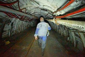 Thảm kịch nổ khí metan làm sập mỏ than ở miền Đông Ukraine