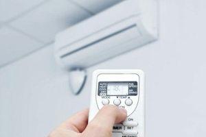 Giá điện tăng, mẹo vặt dùng điều hòa thả ga không lo tốn tiền