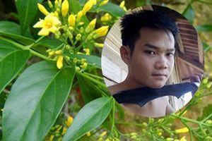 Chân dung kẻ nghiện ma túy sát hại em gái ở Điện Biên