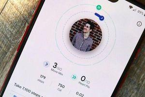 Ứng dụng theo dõi sức khỏe có mặt trên iOS