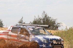 Sắp khởi tranh giải đua xe trên cát Mũi Dinh Challenge 2019