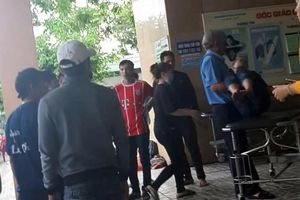 25 công nhân nhập viện cấp cứu do ngộ độc khí gas