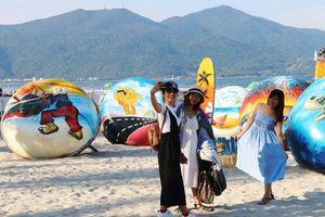 Khai trương Mùa du lịch biển Đà Nẵng với thông điệp 'Chung tay chống rác thảc nhựa'