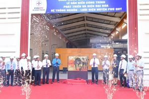 Bình Thuận đầu tư nâng cấp mạng lưới điện trên đảo Phú Quý