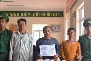Tạm giữ 4 ngư dân đưa 18 quả mìn tự chế ra biển đánh cá