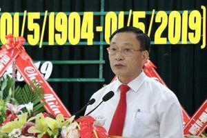 Kỷ niệm 115 năm Ngày sinh Tổng Bí thư Trần Phú (1-5-1904 - 1-5-2019) : Phát huy truyền thống cách mạng trên quê hương Tổng Bí thư đầu tiên của Đảng