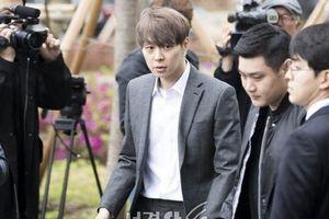 Park YooChun chính thức bị bắt giữ sau nhiều lần bị buộc tội sử dụng ma túy