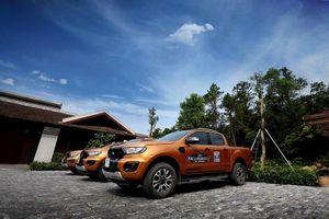 Ford Việt Nam tăng trưởng mạnh nhờ Ford Ranger và Explore