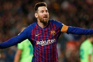 Bảng xếp hạng 5 giải quốc gia hàng đầu châu Âu: Barca vô địch La Liga