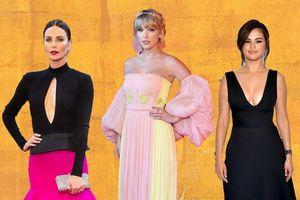 Taylor Swift, Selena Gomez mặc quyến rũ nhất tuần